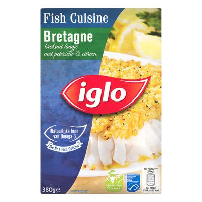 Iglo Fishcuisine Bretagne