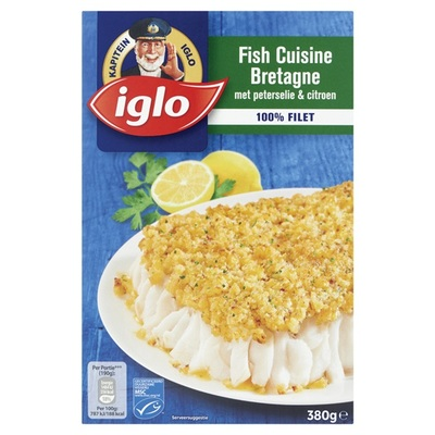 Iglo Fish Cuisine Bretagne