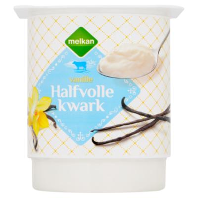 Huismerk Halfvolle kwark vanille