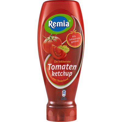 Remia Tomaten ketchup topdown