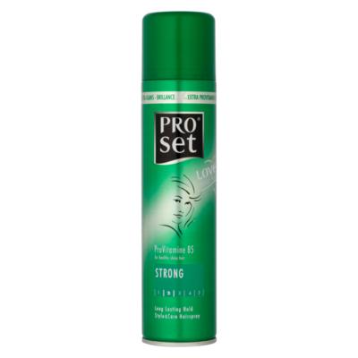 Proset Hairspray Strong