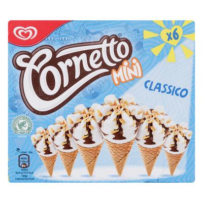 Cornetto IJs mini mix classico