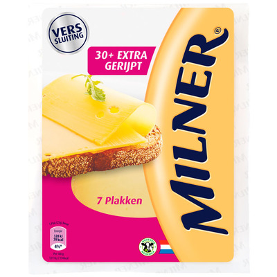 Milner Extra gerijpt 30+ plakken