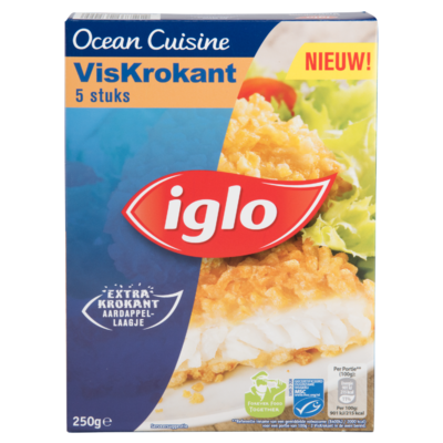 Iglo Ocean cuisine peterselie
