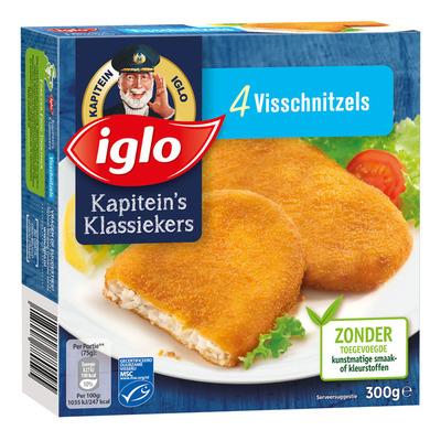 Iglo Visschnitzel