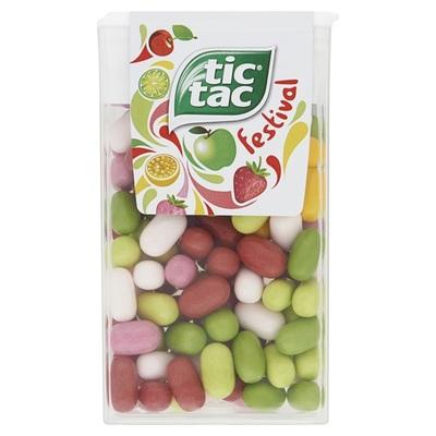 Tic Tac T100 Snoep Festival