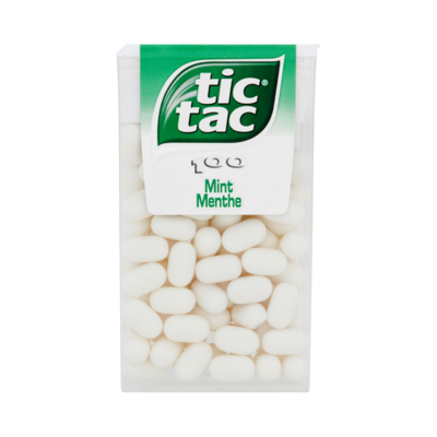 Tic Tac Mint 100 Stuks