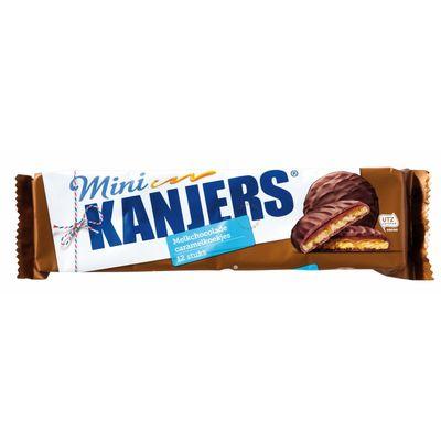 Kanjers Mini Chocowafels Melk