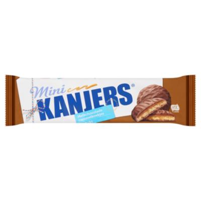 Kanjers Mini Chocolade Caramel Koekjes melk