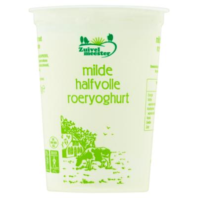 Zuivelmeester Milde Halfvolle Roeryoghurt 500 g