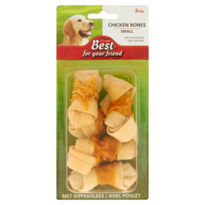 Best For Your Friend Chicken bones small
