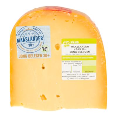 Maaslander Jong belegen 30+ stuk