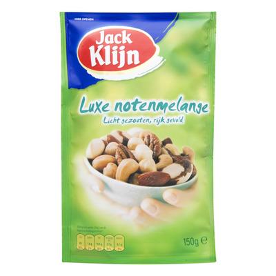 Jack Klijn Luxe notenmelange gezouten