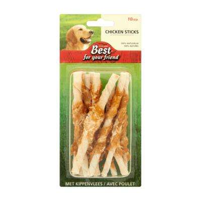 Best For Your Friend Chicken Sticks 10 stuks