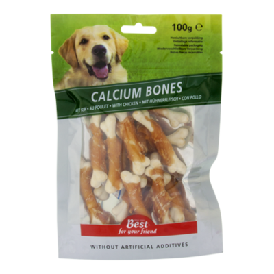Best For Your Friend Chicken calcium bones