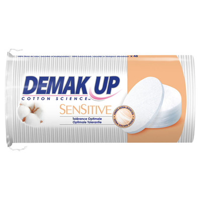 Demak'up Sensitive ovale wattenschijfjes