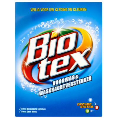 Biotex Voorwas blauw