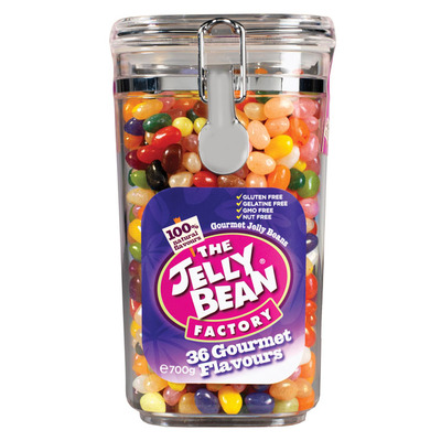 Jelly Bean Factory Jar