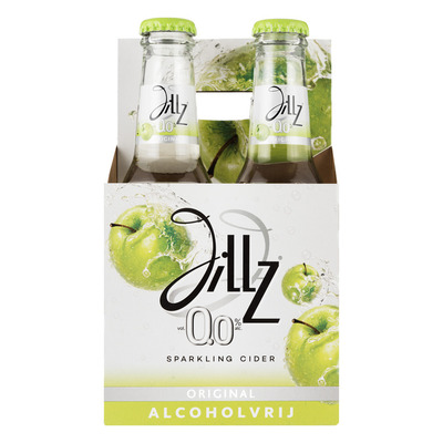 Jillz Original 0.0% fles
