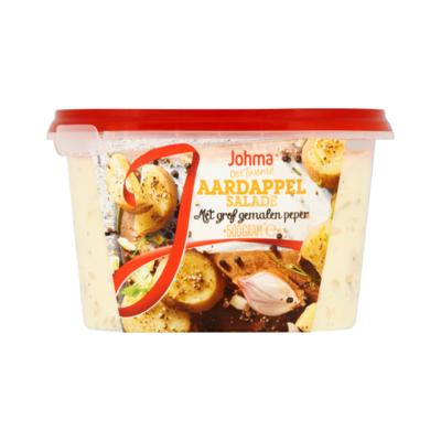 Johma Aardappel Salade met Grof Gemalen Peper