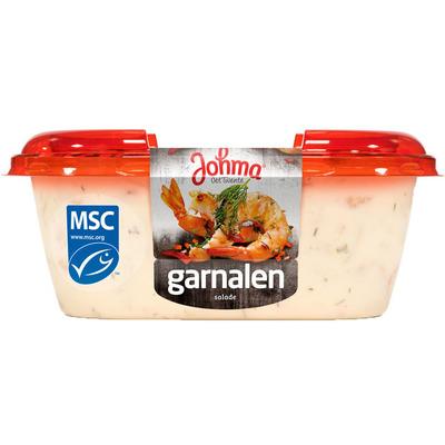 Johma Garnalen salade