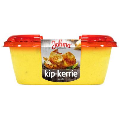 Johma Kip-kerrie salade