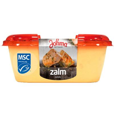 Johma Zalm salade