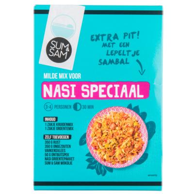 Sum & Sam Kruidenmix nasi speciaal