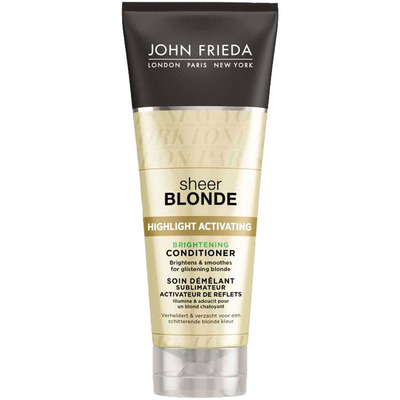 John Frieda Sheer blonde brightening conditioner