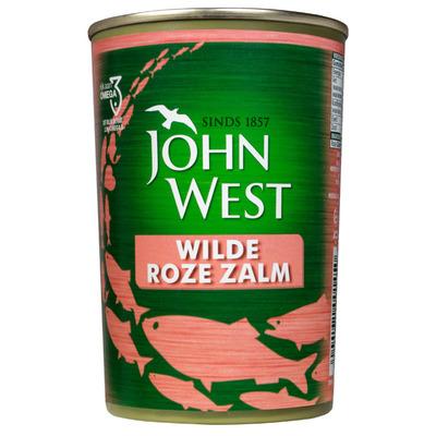 John West Roze wilde zalm