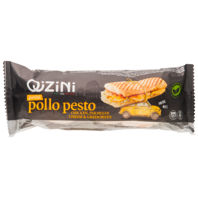 Qizini Panini pollo pesto