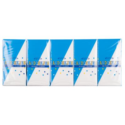 Paper Zakdoekjes 3 laags