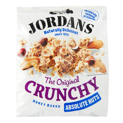 Jordans Crunchy absolute nuts