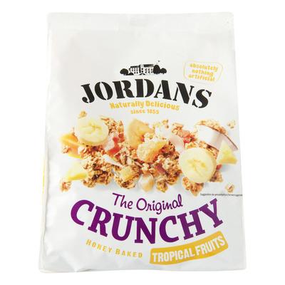 Jordans Crunchy tropical fruits