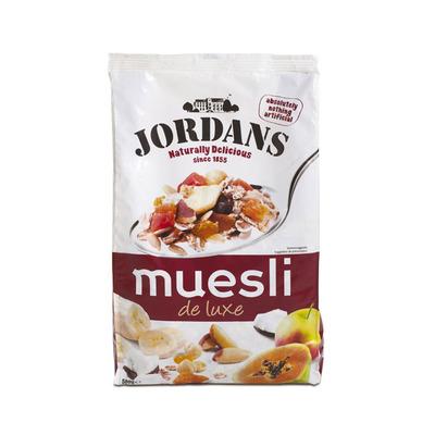 Jordans Muesli de luxe