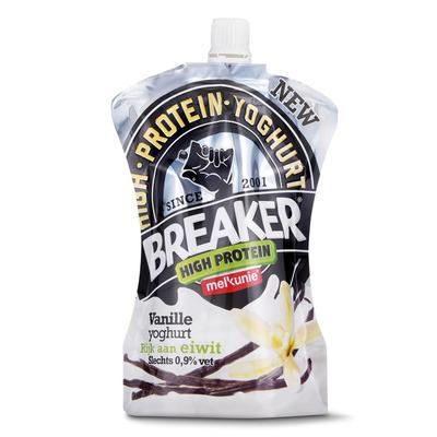 Melkunie Breaker high protein vanille