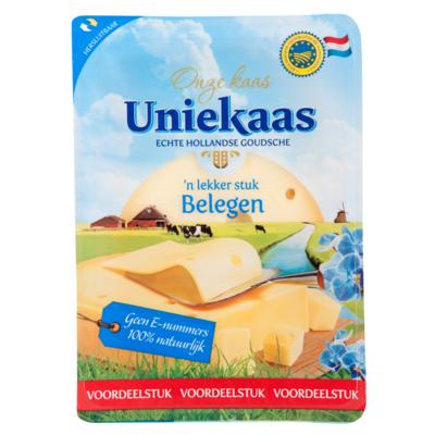 Uniekaas Belegen kaas voordeelstuk 48+