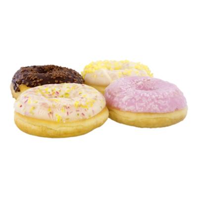 Huismerk Gedecoreerde donuts