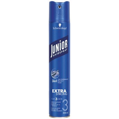 Junior Hairspray extra strong