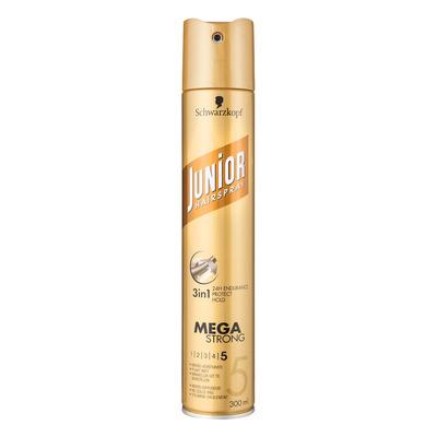 Junior Hairspray mega strong 5