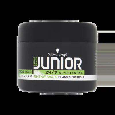 Schwarzkopf Junior Power Styling Shine Wax