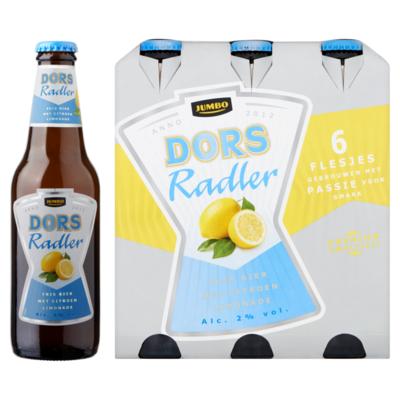 Huismerk Dors Radler Flessen
