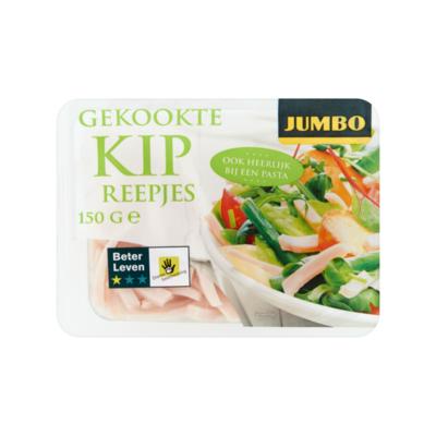 Jumbo Gekookte Kipreepjes