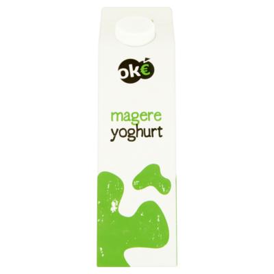 Budget Huismerk Magere yoghurt