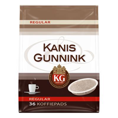 Kanis & Gunnink Regular koffiepads