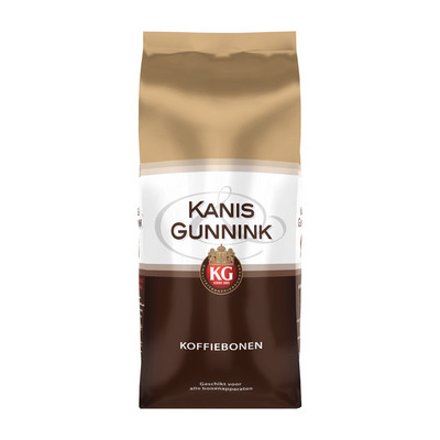 Kanis & Gunnink Medium roast koffiebonen