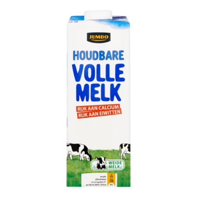 Huismerk Houdbare Volle Melk