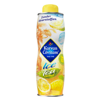 Karvan Cévitam Ice Tea citroen