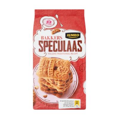 Huismerk Bakkers Speculaas