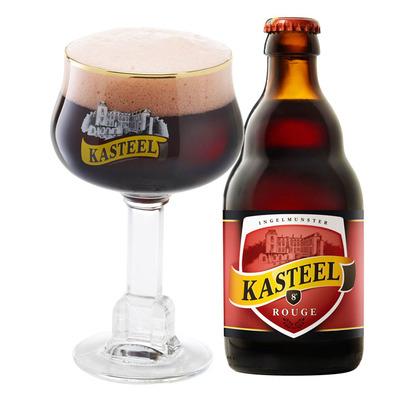 Kasteelbier Rouge